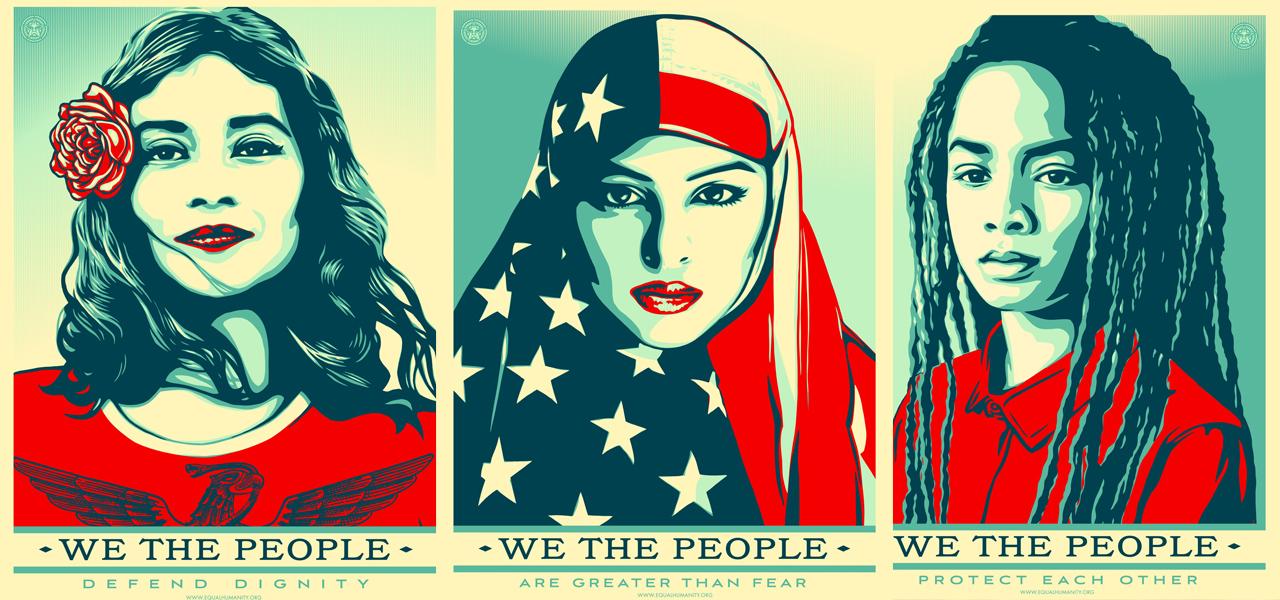 کمپین ما مردم هستیم